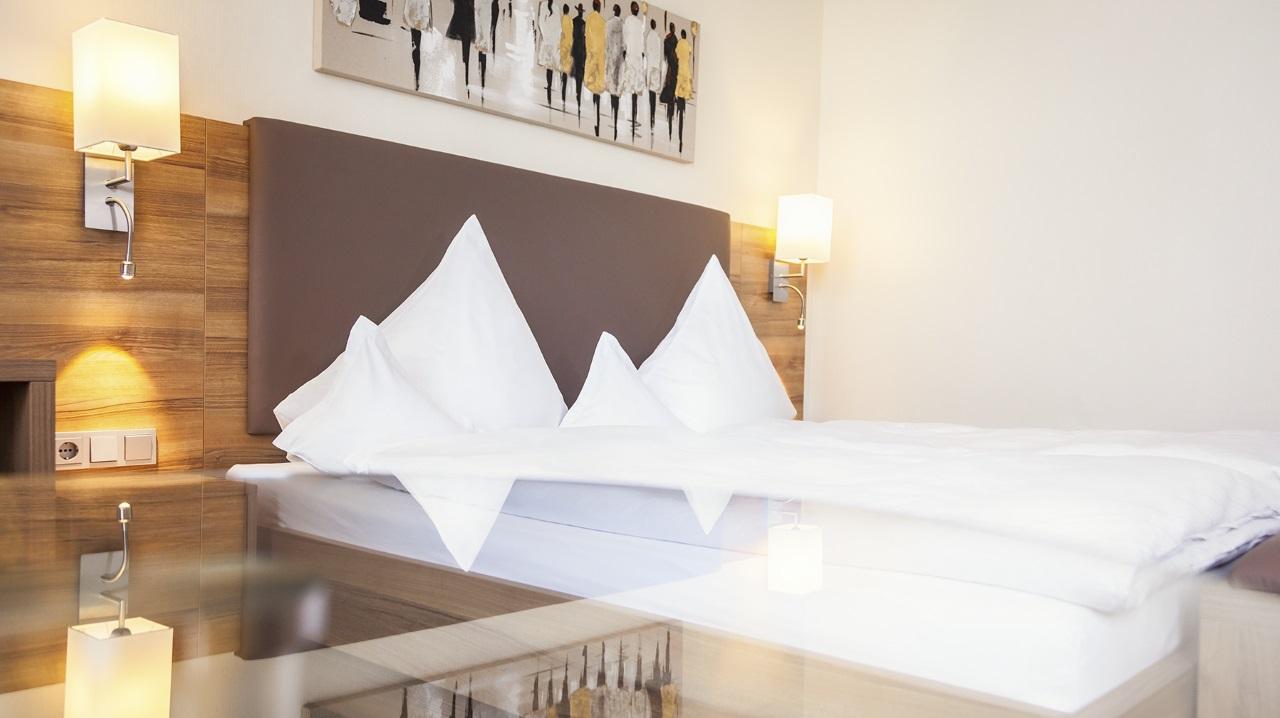 Hotel Noltmann-Peters Doppelzimmer