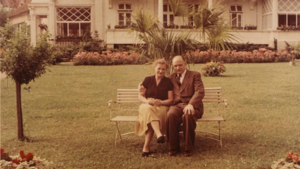 Charlotte und Heinz Pohlücke