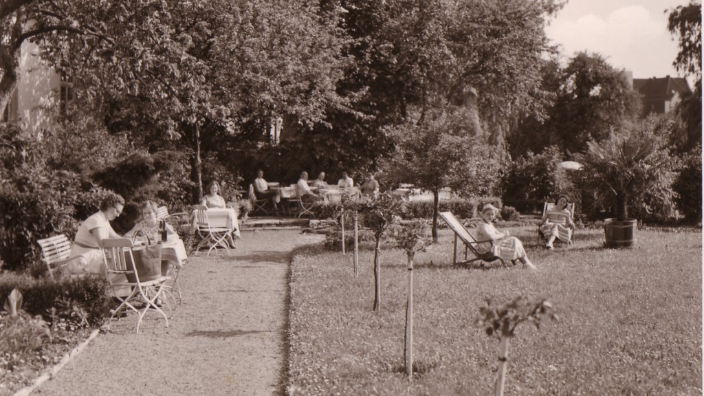 Garten Hotel Noltmann-Peters