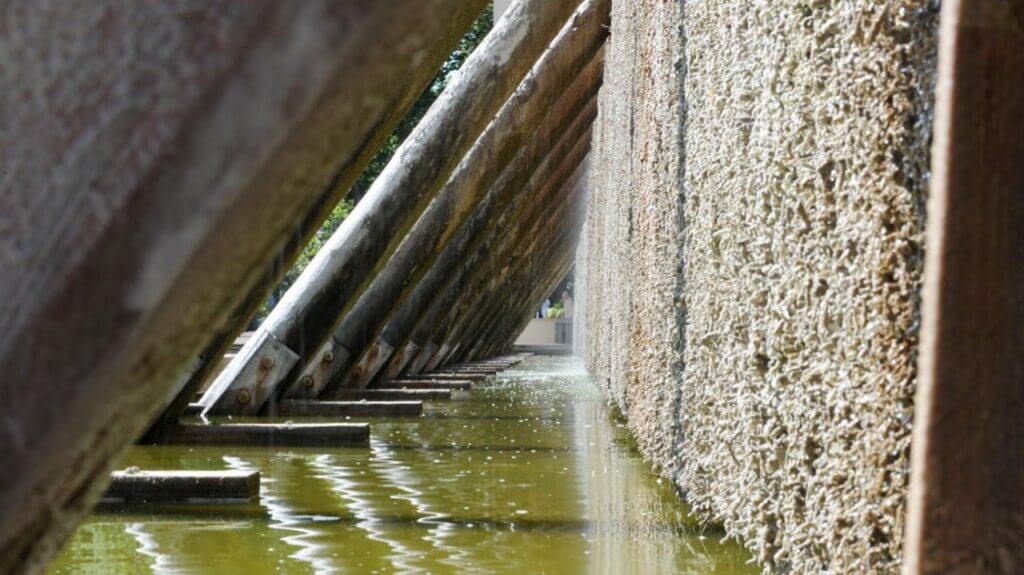 Sehenswürdigkeit: Gradierwerk in Bad Rothenfelde